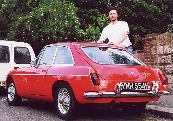 The best of British (and an MG)