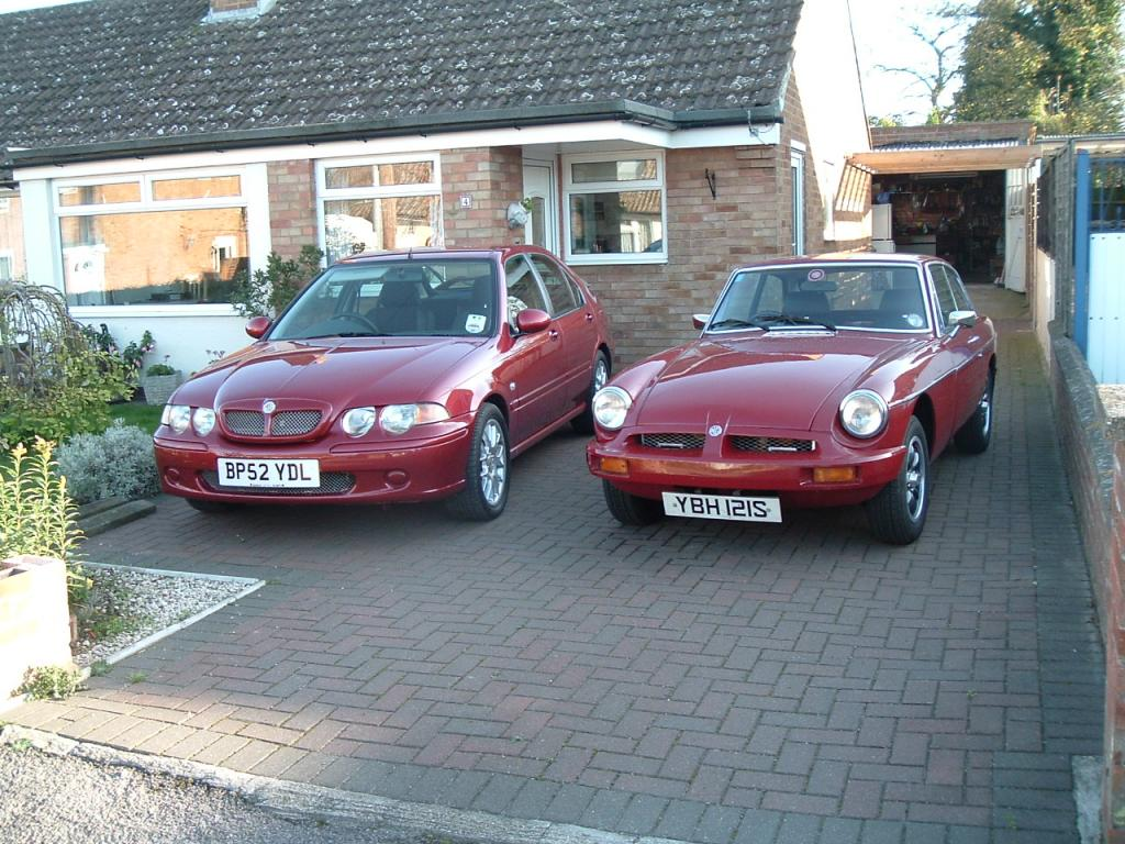 ZS and BGT meeting for the first time.