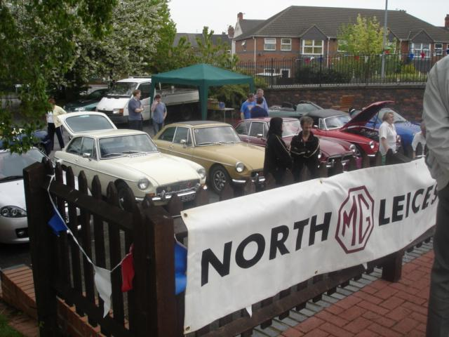 NLMGOC at the annual Loughborough Canal Festival