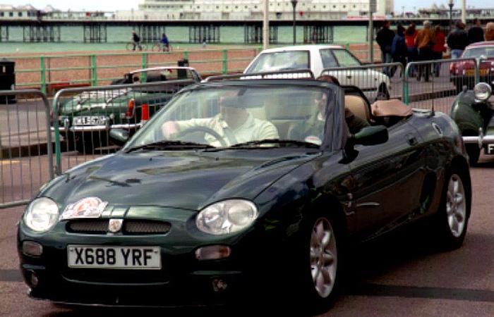 London to Brighton 2005