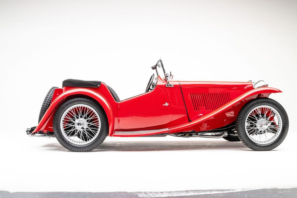 1937 MG TA 1282