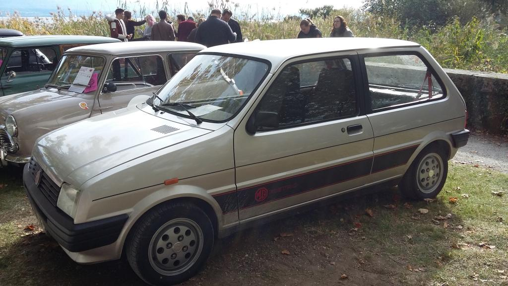 a MG metro nearest the Léman at Morges 2017